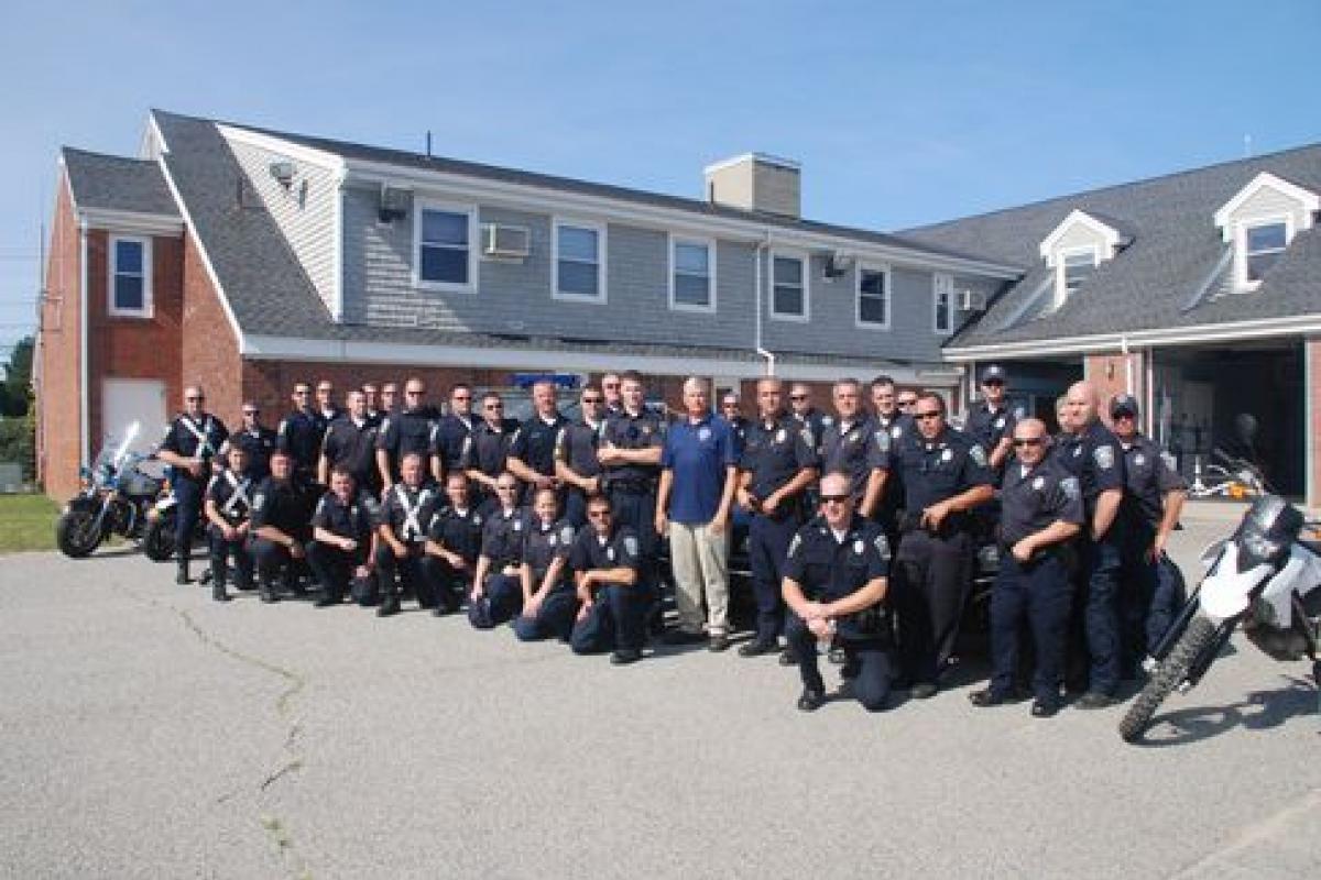 July 3, 2012 Group Photo